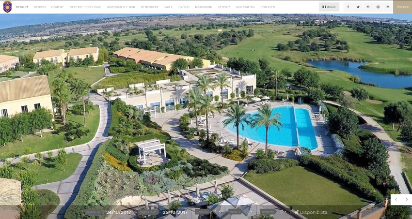 Donnafugata Golf Resort - Home Page
